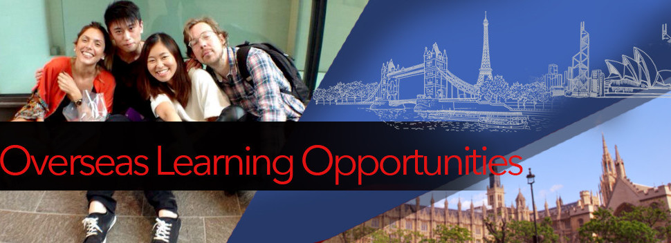 Overseas Learning Opportunities