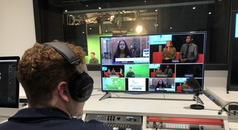 Online Information Seminars for BA (Hons) Multimedia Journalism