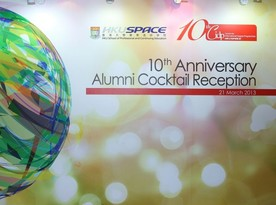 Decade of fruitful results for students of CIDP (HKU SPACE Newsletter)