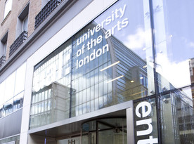UAL ranked 8th in Art & Design (QS World University Rankings 2015)