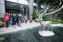 HKU SPACE Art Collecting Alumni Association Guided Tour to Double Cove
