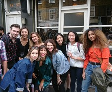 Summer Study tour in london 2018