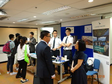 Student Development and Counselling Services: Career Fair 2016