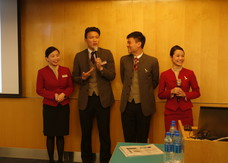 SDCS Career Talk : Cathay Pacific