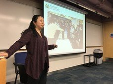 "Central Saint Martins' MA Guest Lecture by Ms. Myra Tam, ""Social Impact and Innovation: Case of the Arts with the Disabled Association Hong Kong"""