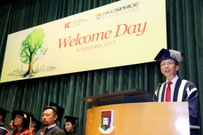 2017/18 Commencement - Welcome Day