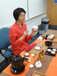 Guest Lecture on Chinese Tea Culture