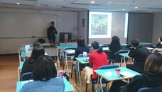 "Central Saint Martins' MA Guest Lecture by Mr. Halley Cheng, ""Visual Arts in Hong Kong"""