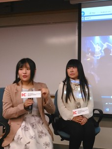 "Guest Lecture on Globalisation of J-Pop in the 21st Century: the Story of the Hong Kong-based Japanese Idol Group ""Otome Syndream"""
