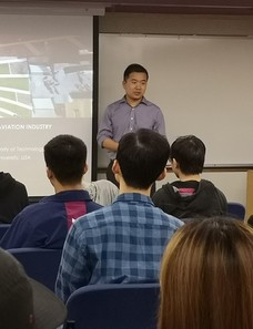 Swinburne University Aviation Lecture - A Meet-and-Greet with Dr Gao Yi