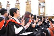 HKU SPACE Summer 2019 Graduation Ceremony (Middlesex University Programmes)