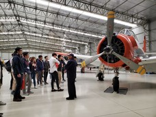 Swinburne University Aviation Studies - Visit to HK International Airport