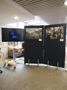 "Video and Photo Exhibition: ""I Walk Therefore I Shoot""「我行我攝」 IC Information Booth at KEC"