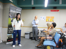 Expanding Horizon Talk Series: Achieving Excellence: Case from Sport by Hui Wai Sum, Vincci