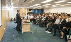 Distinguished Talk by Prof. Edward Chen 陳坤耀教授 - Qianhai-Hong Kong and the Belt & Road (一帶一路): Opportunities for Young University Graduates