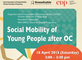 Social Mobility of Young People after OC